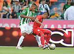 Nacional igualó como local 1-1 ante Cortuluá. Fecha 14 Liga Águila II-2016.