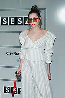 NEW YORK, NY - APRIL 13: Charli XCX at &quot;2017 Hits High Note at SESAC Pop Music Awards&quot; at Cipriani 42nd on April 13, 2017 in New York City. <br /> CAP/MPI99<br /> &copy;MPI99/Capital Pictures
