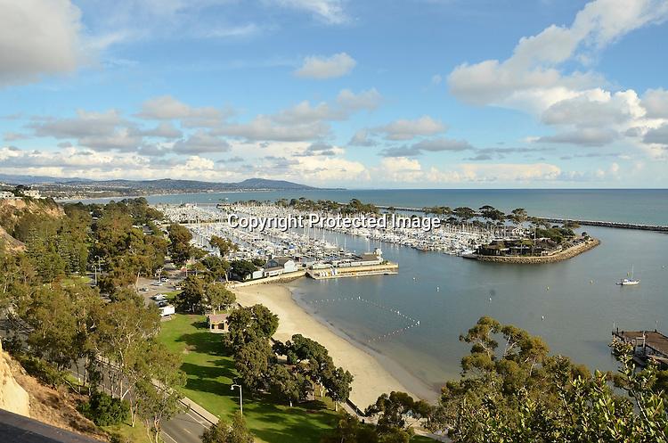 Stock photo of Dana Point California
