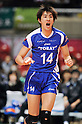 Yusuke Imada (Arrows), MARCH 6, 2011 - Volleyball : 2010/11 Men's V.Premier League match between Oita Miyoshi Weisse Adler 1-3 Toray Arrows at Tokyo Metropolitan Gymnasium in Tokyo, Japan. (Photo by AZUL/AFLO)