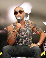WISIN Press Conference MX