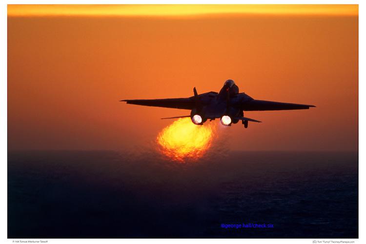 14 afterburner sunset - photo #6