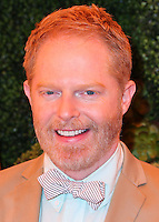 PACIFIC PALISADES, CA, USA - OCTOBER 11: Jesse Tyler Ferguson arrives at the 5th Annual Veuve Clicquot Polo Classic held at Will Rogers State Historic Park on October 11, 2014 in Pacific Palisades, California, United States. (Photo by Xavier Collin/Celebrity Monitor)