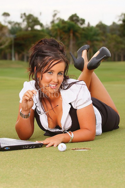Kristie Smith Australian Womans Of Professional Golf ...
