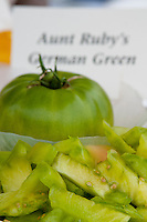 Aunt Ruby's German Green Heirloom Tomato