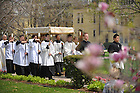 2009 Eucharistic Procession..Photo by Matt Cashore/University of Notre Dame