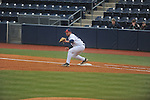 Ole Miss' Sikes Orvis (24) vs. UT-Martin at Oxford-University Stadium in Oxford, Miss. on Wednesday, February 20, 2013. Ole Miss won 15-2 to improve to 4-0.