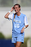 07 September 2012: UNC's Alyssa Rich. The University of North Carolina Tar Heels defeated the Marquette University Golden Eagles 4-0 at Koskinen Stadium in Durham, North Carolina in a 2012 NCAA Division I Women's Soccer game.
