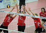 Volleyball 1.Bundesliga 2008/2009, ENBW TV Rottenburg  - SCC Berlin