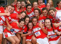 2016 08 LGFA Minor Final Cork v Dublin