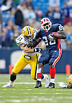 5 November 2006: Buffalo Bills running back Anthony Thomas (28) in action against the Green Bay Packers at Ralph Wilson Stadium in Orchard Park, NY. The Bills defeated the Packers 24-10. Mandatory Photo Credit: Ed Wolfstein Photo.<br />