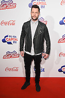 LONDON, UK. December 3, 2016: Callum Scott at the Jingle Bell Ball 2016 at the O2 Arena, Greenwich, London.<br /> Picture: Steve Vas/Featureflash/SilverHub 0208 004 5359/ 07711 972644 Editors@silverhubmedia.com