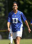 Duke's Rachel-Rose Cohen on Sunday, October 1st, 2006 at Koskinen Stadium in Durham, North Carolina. The Duke Blue Devils defeated the North Carolina State University Wolfpack 3-0 in an Atlantic Coast Conference NCAA Division I Women's Soccer game.