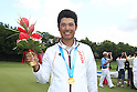 Hideki Matsuyama (JPN), AUGUST 20, 2011 - Golf : The 26th Summer Universiade 2011 Shenzhen Men's Individual at Mission Hills Golf Club, Shenzhen, China. (Photo by YUTAKA/AFLO SPORT) [1040]