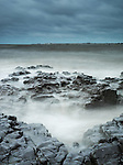 Ogmore Bay, South Wales, UK