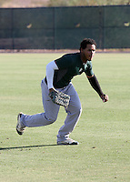 Vicmal De La Cruz - 2012 AZL Athletics (Bill Mitchell)