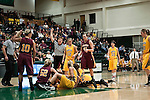 Womens Basketball BHSU VS Northern State 11-18-11