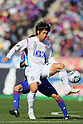 Yohei Toyoda (Sagan), MARCH 5, 2011 - Football : 2011 J.LEAGUE Division 2 match between FC Tokyo 1-0 Sagan Tosu at Ajinomoto Stadium, Tokyo, Japan. (Photo by Yusuke Nakanishi/AFLO SPORT) [1090]