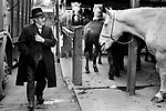 Southall weekly Wednesday Horse market London 1983. My ref 18/4460/,1983,