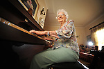 Piano player, Epping NSW. photography by Brent McGilvary