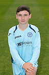 St Johnstone FC Season 2012-13 Photocall.Matthew McArthur.Picture by Graeme Hart..Copyright Perthshire Picture Agency.Tel: 01738 623350  Mobile: 07990 594431