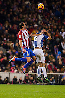 ATLETICO DE MADRID v RCD ESPANYOL. La Liga 2016-2017.