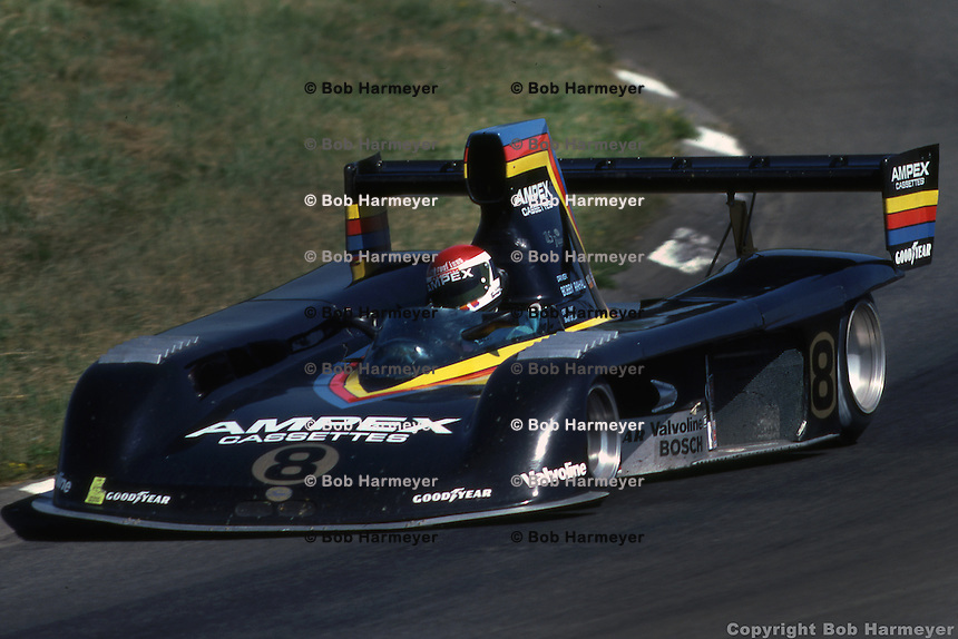 Bobby Rahal drives the U.S. Racing Prophet Chevrolet during the 1980 SCCA Can-Am race at Watkins Glen, New York, USA.