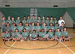 9-29-16, Huron High School boy's junior varsity tennis team