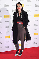 LONDON, UK. November 22, 2016: Lara Bohinc at The Design Museum VIP launch party in Kensington, London.<br /> Picture: Steve Vas/Featureflash/SilverHub 0208 004 5359/ 07711 972644 Editors@silverhubmedia.com
