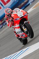 2011 MotoGP World Championship, Round 10, Laguna Seca, Monterey, USA, 24 July 2011, Nicky Hayden
