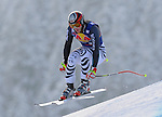 Ski Alpin; 69. Hahnenkamm Rennen, Abfahrt 2.Training
