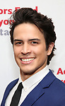Jacob Dickey attends The Actors Fund Annual Gala at the Marriott Marquis on 5/8//2017 in New York City.