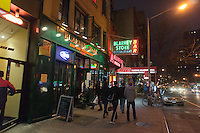 The Blarney Stone Pub in Chelsea in New York is seen on Saturday, February 18, 2012. In advance for St. Patrick's Day. (© Richard B. Levine)