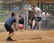 Kicking Hunger Kickball Tournament