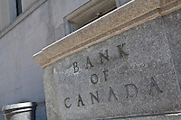The Bank of Canada (Banque du Canada) headquarters is pictured in Ottawa Sunday April 29, 2012. A Crown corporation belonging to the Government of Canada, the Bank of Canada is Canada's central bank.