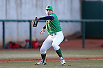 CARY, NC - MARCH 03: Notre Dame's Brandon Bielak. The University of Maryland Terrapins played the University of Notre Dame Fighting Irish on March 3, 2017, at USA Baseball NTC Stadium Field in Cary, NC in a Division I College Baseball game, and part of the Irish Classic tournament. Maryland won the game 4-3.