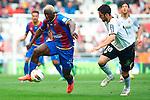 VALENCIA CF - LEVANTE UD. La Liga 01/04/2012
