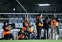 Photographers, FEBRUARY 2, 2012 - Football / Soccer : Charity match between FC Barcelona Femenino 1-1 INAC Kobe Leonessa at Mini Estadi stadium in Barcelona, Spain. (Photo by D.Nakashima/AFLO) [2336]