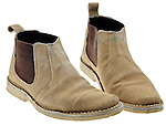 Pair of Suede Chelsea Boots - Jan 2013.