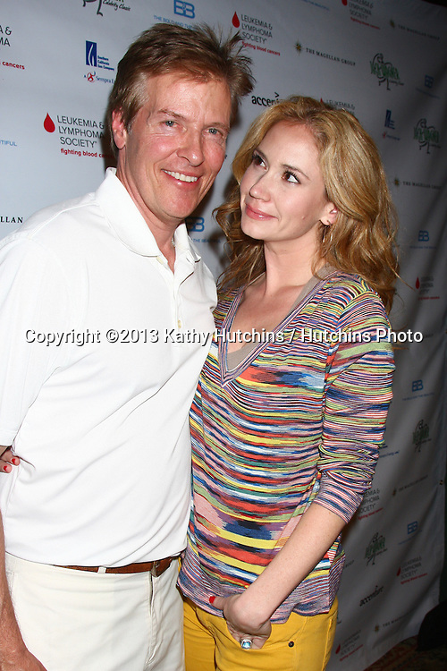 LOS ANGELES - APR 15: Jack Wagner, Ashley Jones at the Jack Wagner ...