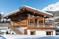Chalet Frassini, Cortina d'Ampezzo
