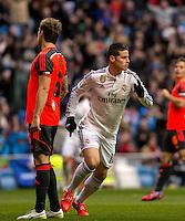 Real Madrid vs. La Real Sociedad 31-01-2015