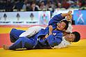 (L to R) Hiroyuki Akimoto (JPN), Riki Nakaya (JPN), AUGUST 24, 2011 - Judo : World Judo Championships Paris 2011, Men's -73kg class at Palais Omnisport de Paris-Bercy, Paris, France. (Photo by Atsushi Tomura/AFLO SPORT) [1035]