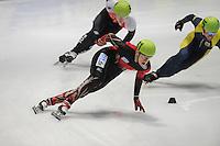 SHORTTRACK: DORDRECHT: Sportboulevard Dordrecht, 24-01-2015, ISU EK Shorttrack Ranking Races, Christoph SCHUBERT (GER | #31), ©foto Martin de Jong