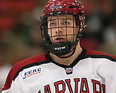 Brendan Rempel (Harvard - 12) - The visiting University of Massachusetts Lowell River Hawks defeated the Harvard University Crimson 5-0 on Monday, December 10, 2012, at Bright Hockey Center in Cambridge, Massachusetts.
