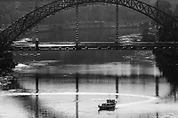 OPorto - Portugal_Ponte D- Luís_Eiffel Bridge