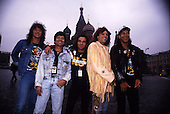 OFF STAGE - MOSCOW MUSIC PEACE FESTIVAL (1989)