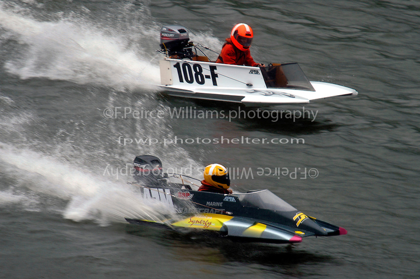 47-M and 108-F   (Outboard Hydroplane)