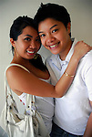Gender and sexual orientation, Asian American Lesbian couple, sexual identity