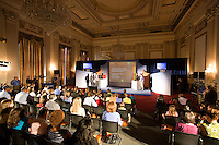 Slug: Century Council / Celebrity Trivia.Date: 04-28-2011.Photographer: Mark Finkenstaedt.Location: Cannon House Office Building, Capitol Hill,  Washington, DC.Caption: The Century Council holds its annual celebrity Trivia game show to promote